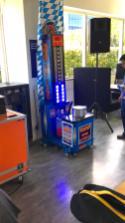Arcade Hammer Machine Rental 1