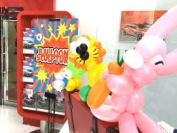 Balloon Sculpting Activity
