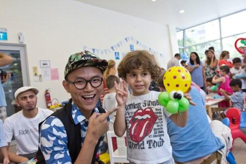 Balloon Sculpting Singapore copy