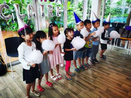 Candy Floss for Birthday Party Singapore