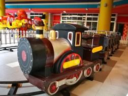 Carnival Train Ride for kids