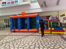 Cheap Inflatable Games for Rent