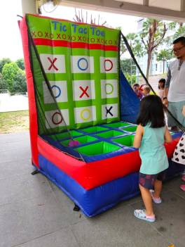 Cheap Inflatable Games for hire