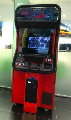 Criss Zone Arcade Machine Rental