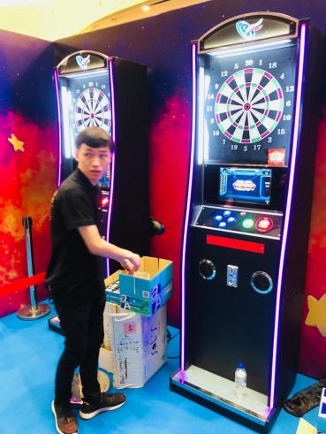 Dart Machine Rental in Singapore