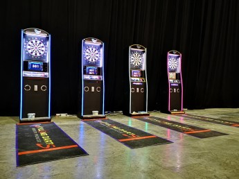 Dart Machines for Rent Singapore