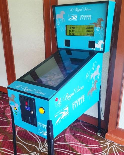 Digital Pinball Machine Rental copy
