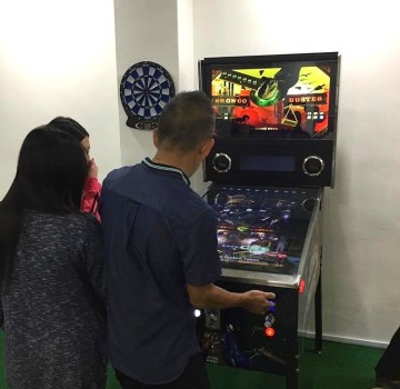 Digital Pinball Machine Rental
