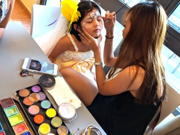 Face Painting Artist Singapore