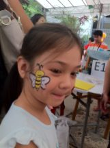 Face Painting for children birthday Party Singapore