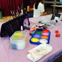Face painting for events copy