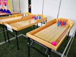 Fun Fair Bowling Game for Rent