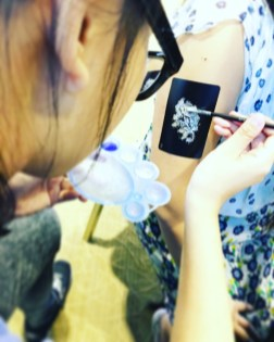 Glitter Tattoo Service sg