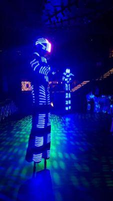 Glow in the Dark Stilt Walker