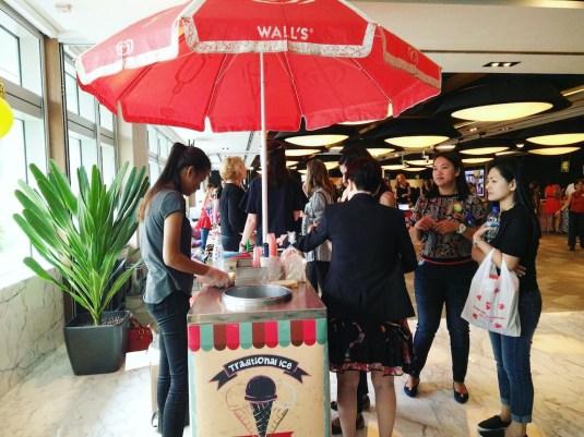 Ice Cream Cart catering Singapore