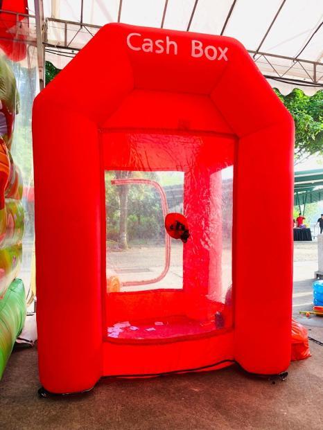 Inflatable Cash Flow