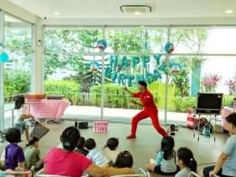 Juggling Show Singapore