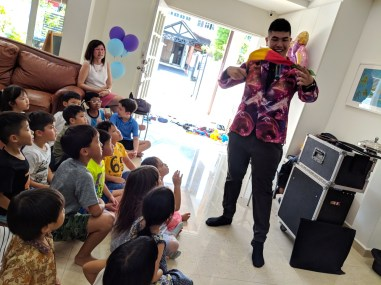 Kids Magic Show for Hire