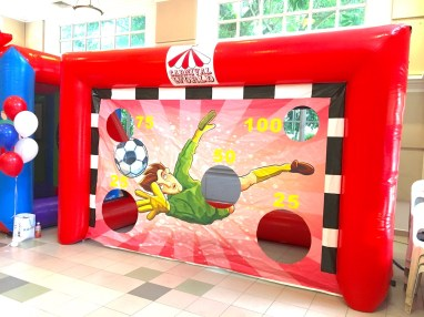 Large Soccer Carnival Games Singapore