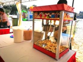Live Popcorn Station
