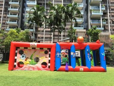 Outdoor Carnival Games Rental