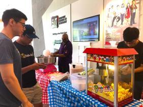 Popcorn Live Station Rental sg