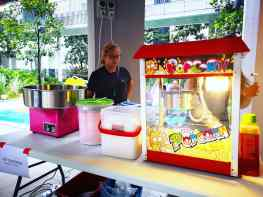 Popcorn and Candy Floss Rental Singapore copy