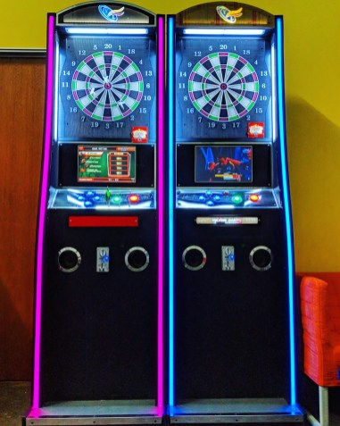 Professional Dart Machine Rental Singapore