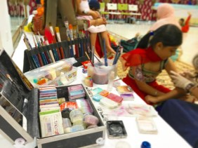 Professional Face Painting for hire Singapore