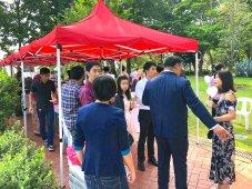 Singapore Gazebo Tent for Rent