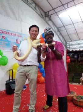 Snake Charmer Entertainer