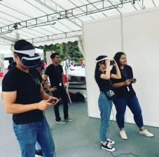 VR Play Station Rental