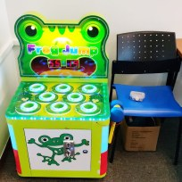 Whack a Frog Arcade Rental