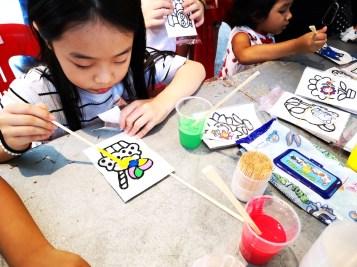 Window Art Fringe Activity Singapore