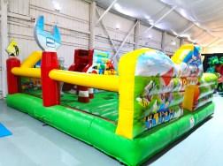 Little Builder Bouncy Castle Rental Singapore