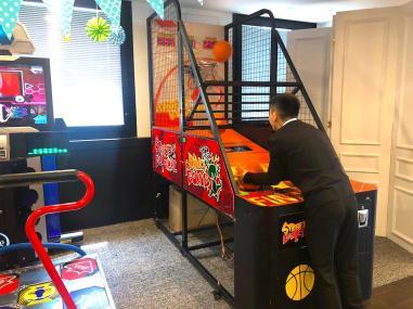 Rent Arcade Machines in Singapore