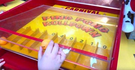 Ping Pong Rolldown