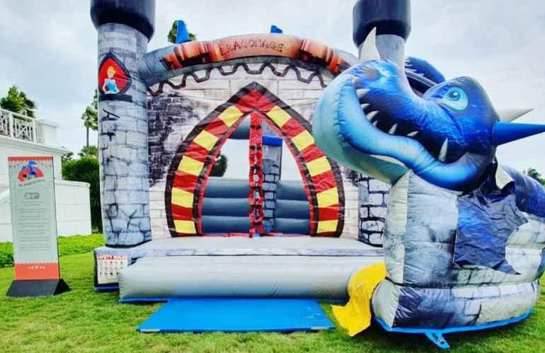 Cheap Bouncy Castle in Singapore