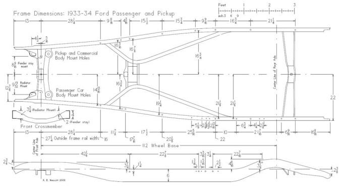 32 Ford Frame Width | Frameviewjdi.org
