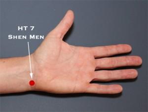 HT 7 Shen Men