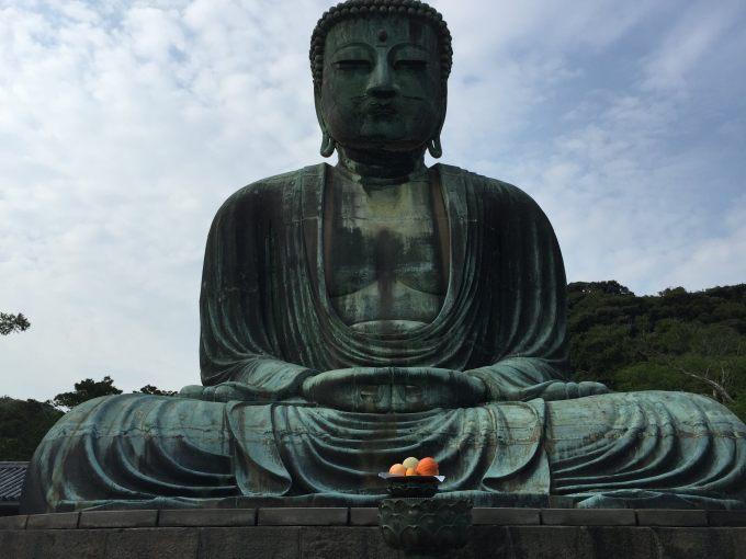 The Great Buddha, Kotoku-in, Kamakura, Kanagawa, Japan