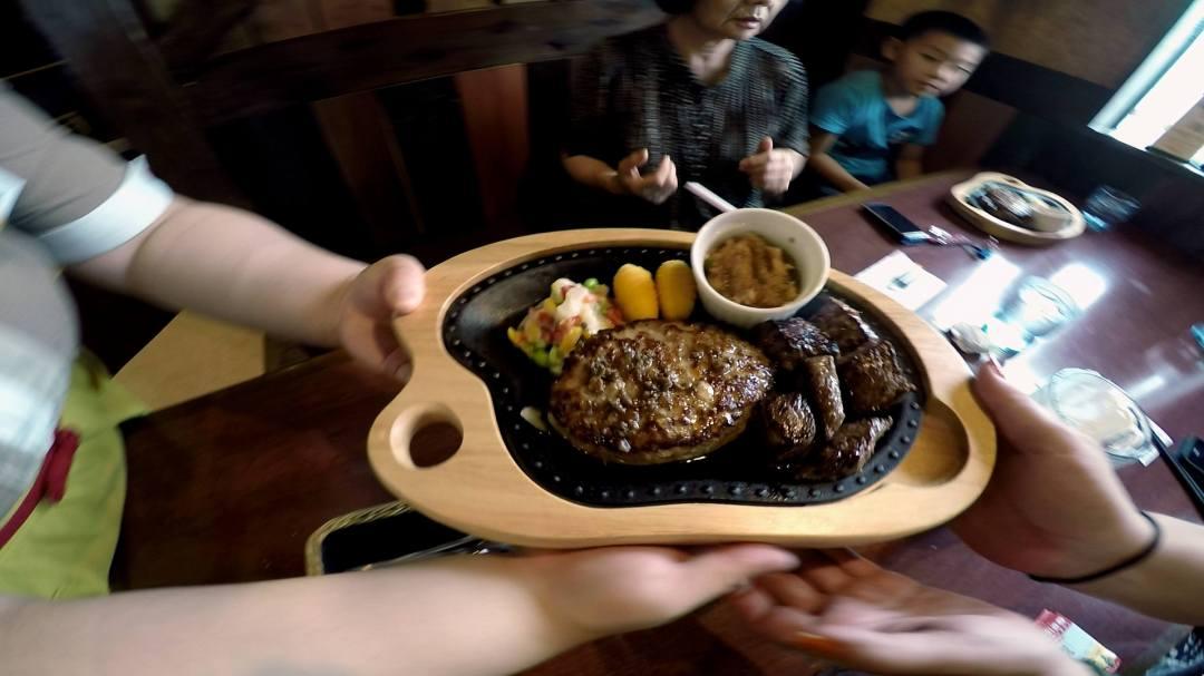 Eating Food In Japan - Japanese Food Standards - Hambagu