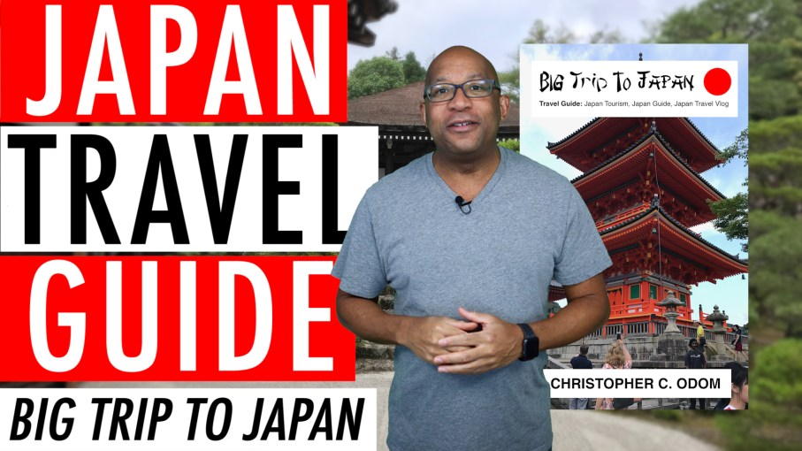 Japan Travel Guide Book - Tourism Guide, Travel Vlog