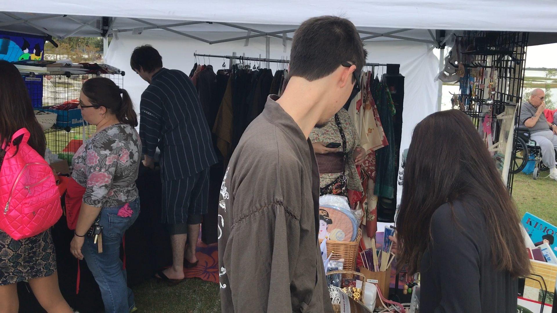 Sakiko No Kimonoya - JAO Orlando Japan Festival Review YouTube Video 2017 Lots of Fun Every Year