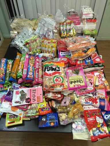 Japanese Candy Subscription Box Value List
