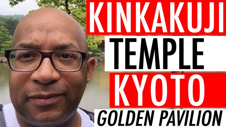 Kinkakuji Kyoto Golden Temple Walkthrough – 4 Reasons To See Kinkakuji Golden Pavilion 2018 🇯🇵 ⛩ 🌸