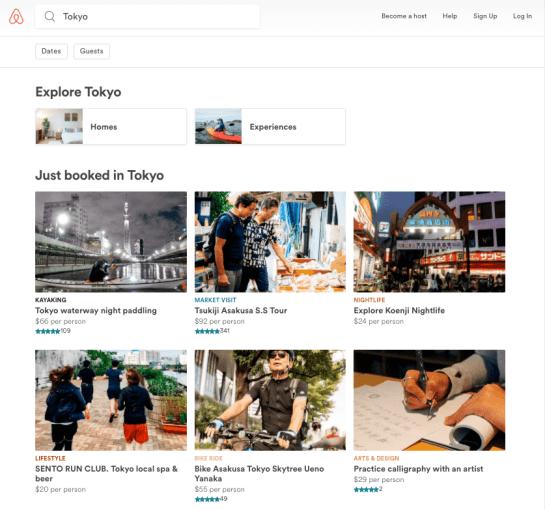 Airbnb Tokyo Japan Listings ✈️ 🛏️ 🥣