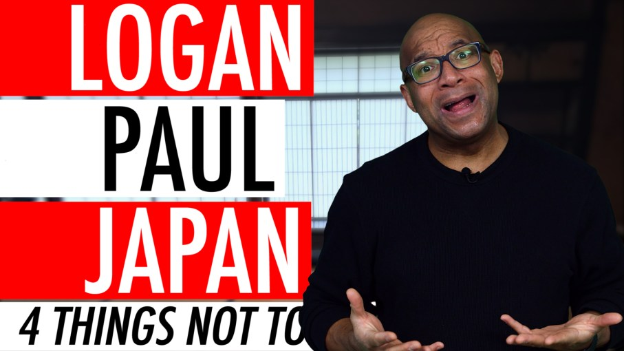 Logan Paul Japan Vlog Video Report 2018 – 4 Things Not To Do On A Trip To Japan 🚫 🙅 🇯🇵