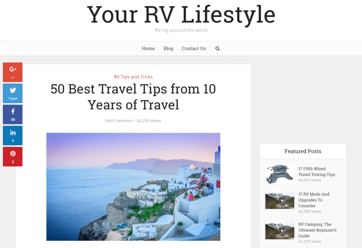 DISCOVER The 50 Best Travel Tips from 10 Years of Travel at Your RV Lifestyle here 🚐 🎒 🌎