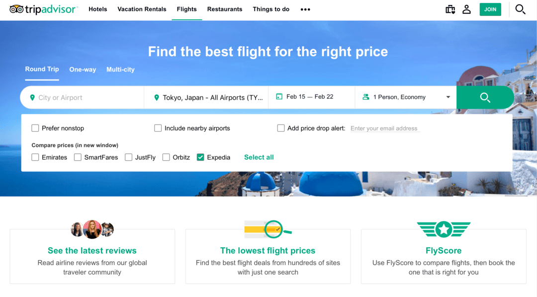 Great Deals on Flights To Japan With TripAdvisor 🦉 ✈️ 🇯🇵
